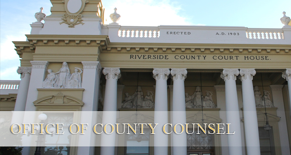 County Counsel